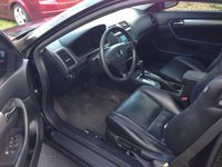 Affordable Picture Of Honda Accord Lx V Coupe Interior With Honda Accord V6  Interior