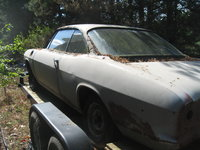 1966 Chevrolet Corvair, Body is straight, but needs restoration., exterior, gallery_worthy