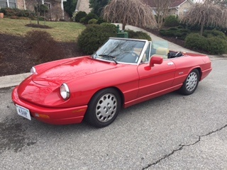 Picture of 1991 Alfa Romeo Spider