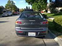 Picture of 2011 Mitsubishi Lancer DE, exterior, gallery_worthy