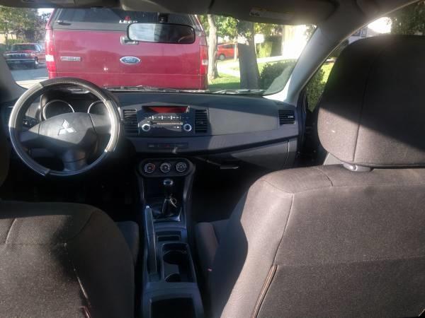 2011 Mitsubishi Lancer Interior Pictures Cargurus