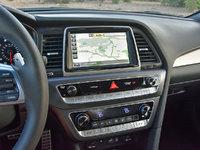 2018 Hyundai Sonata Limited 2.0T navigation map display, gallery_worthy