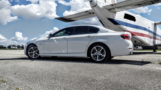 Picture of 2012 BMW ActiveHybrid 5 RWD