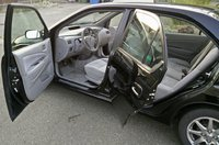 Picture of 2003 Toyota Prius Base, interior, gallery_worthy