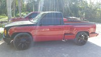 Picture of 1993 Chevrolet C/K 1500 Cheyenne Standard Cab Stepside SB 4WD, exterior, gallery_worthy