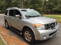Picture of 2010 Nissan Armada Platinum, exterior, gallery_worthy