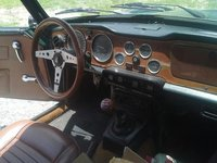 Picture of 1972 Triumph TR6, interior, gallery_worthy