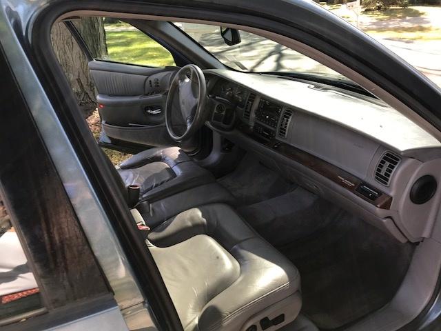 2001 Buick Park Avenue Interior Pictures Cargurus