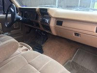 Picture of 1985 Ford Bronco Eddie Bauer 4WD, interior, gallery_worthy