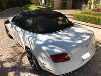 Picture of 2014 Bentley Continental GTC V8 AWD, exterior, gallery_worthy