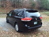2013 Toyota Sienna Picture Gallery