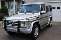 Picture of 2014 Mercedes-Benz G-Class G 550, exterior, gallery_worthy