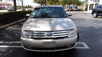 Picture of 2008 Ford Taurus SEL, exterior, gallery_worthy
