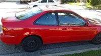 Picture of 1996 Honda Civic Coupe EX, exterior, gallery_worthy
