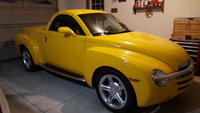 Picture of 2004 Chevrolet SSR 2 Dr LS Convertible Standard Cab SB, exterior, gallery_worthy