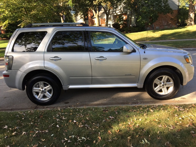 Picture of 2009 Mercury Mariner Premier 4WD, exterior, gallery_worthy