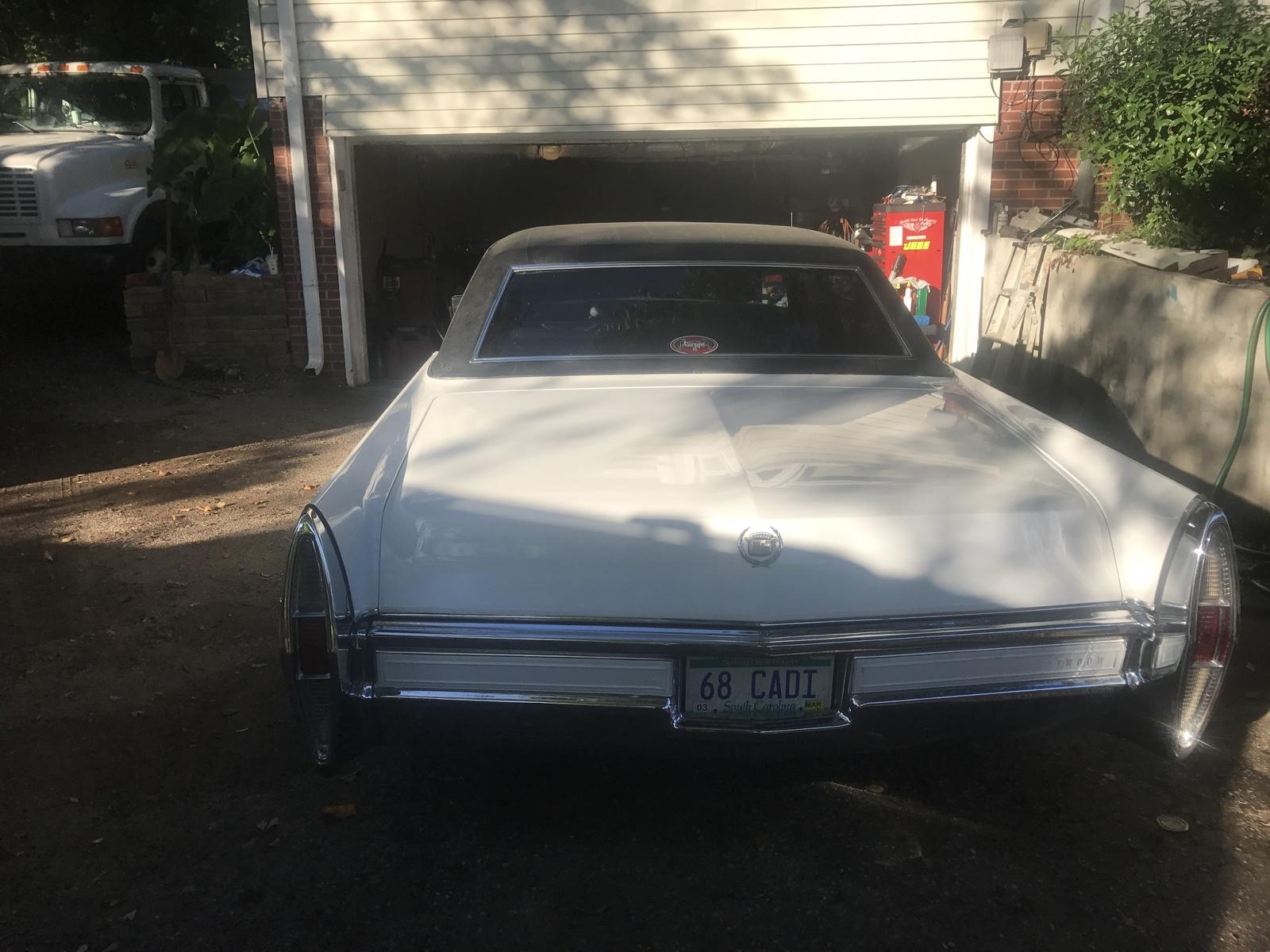 1968 Cadillac Fleetwood Overview CarGurus
