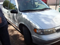 Picture of 1997 Nissan Quest 3 Dr GXE Passenger Van, exterior, gallery_worthy