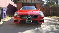 Picture of 2013 Mercedes-Benz SLK-Class SLK 55 AMG, exterior, gallery_worthy