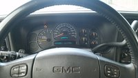 Picture of 2003 GMC Sierra 1500 SLT 4WD Extended Cab SB, interior, gallery_worthy