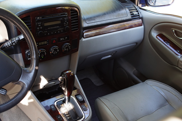 Picture of 2003 Suzuki XL-7 Limited 4WD, interior, gallery_worthy