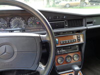 Picture of 1986 Mercedes-Benz 190-Class 190E 2.3-16 Sedan, interior, gallery_worthy