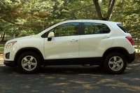 Picture of 2016 Chevrolet Trax LS AWD, exterior, gallery_worthy