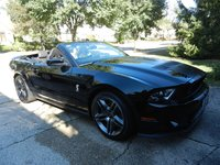 Picture of 2012 Ford Shelby GT500 Convertible, exterior, gallery_worthy