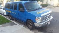 Picture of 2009 Ford E-Series Wagon E-350 XL Super-Duty Ext, exterior, gallery_worthy