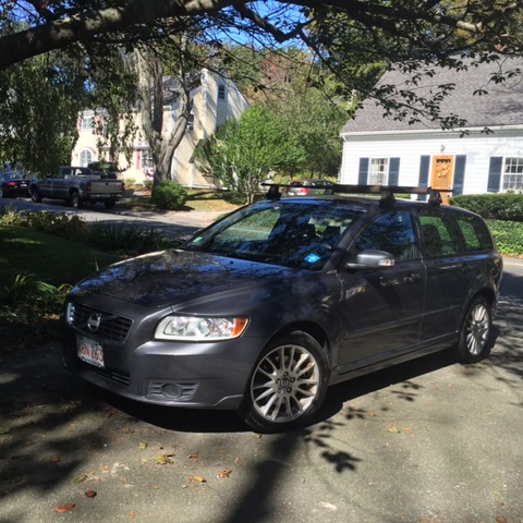 Picture of 2011 Volvo V50 T5, exterior, gallery_worthy