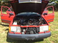 Picture of 1984 Mercedes-Benz 300-Class, engine, gallery_worthy