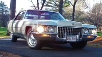 1971 Cadillac DeVille Picture Gallery