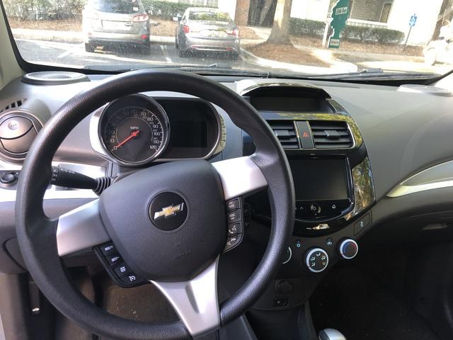 2013 Chevrolet Spark - Interior Pictures - CarGurus