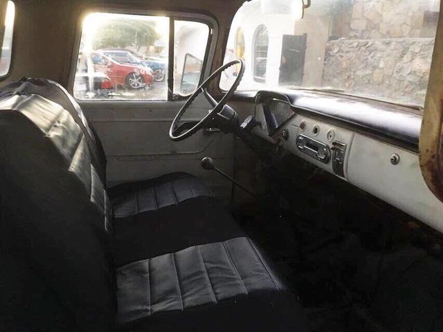 1959 Chevrolet Apache Interior Pictures Cargurus