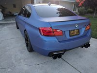 Picture of 2013 BMW M5 Sedan, exterior, gallery_worthy