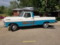 1969 Ford F-100 Picture Gallery
