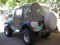 1980 Jeep CJ-5 Overview
