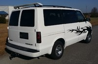 Picture of 2001 Chevrolet Astro LS Extended RWD, engine, gallery_worthy