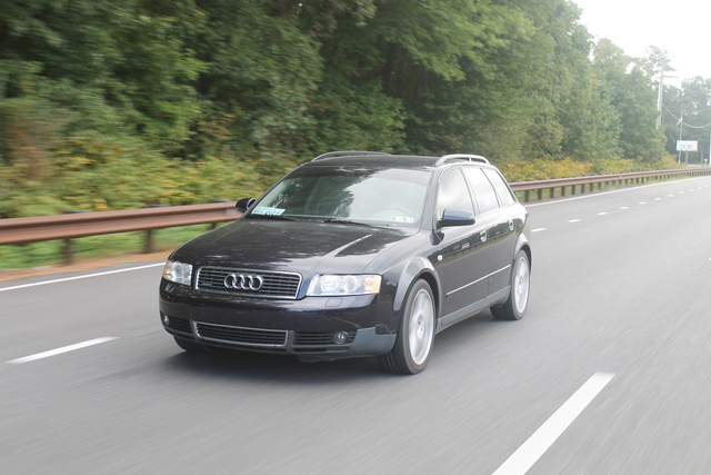 Picture of 2002 Audi A4 Avant 1.8T quattro AWD