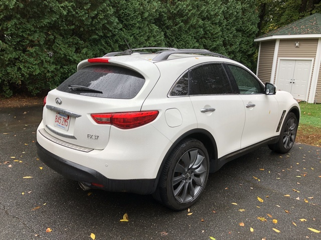 Picture of 2013 INFINITI FX37 Limited Edition AWD
