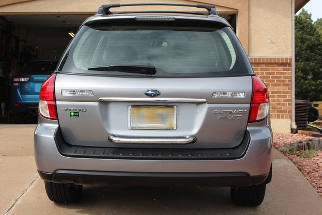 Picture of 2008 Subaru Outback 2.5 XT Limited