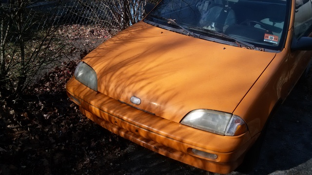 Picture of 1990 Geo Metro 2 Dr LSi Convertible