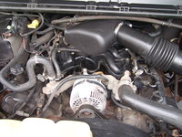 Picture of 2004 Ford F-350 Super Duty XL LB 4WD, engine, gallery_worthy