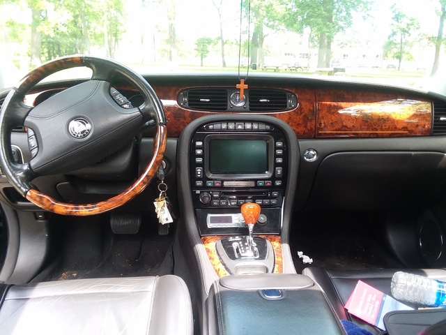 Picture Of 2007 Jaguar XJ Series Vanden Plas, Interior, Gallery_worthy