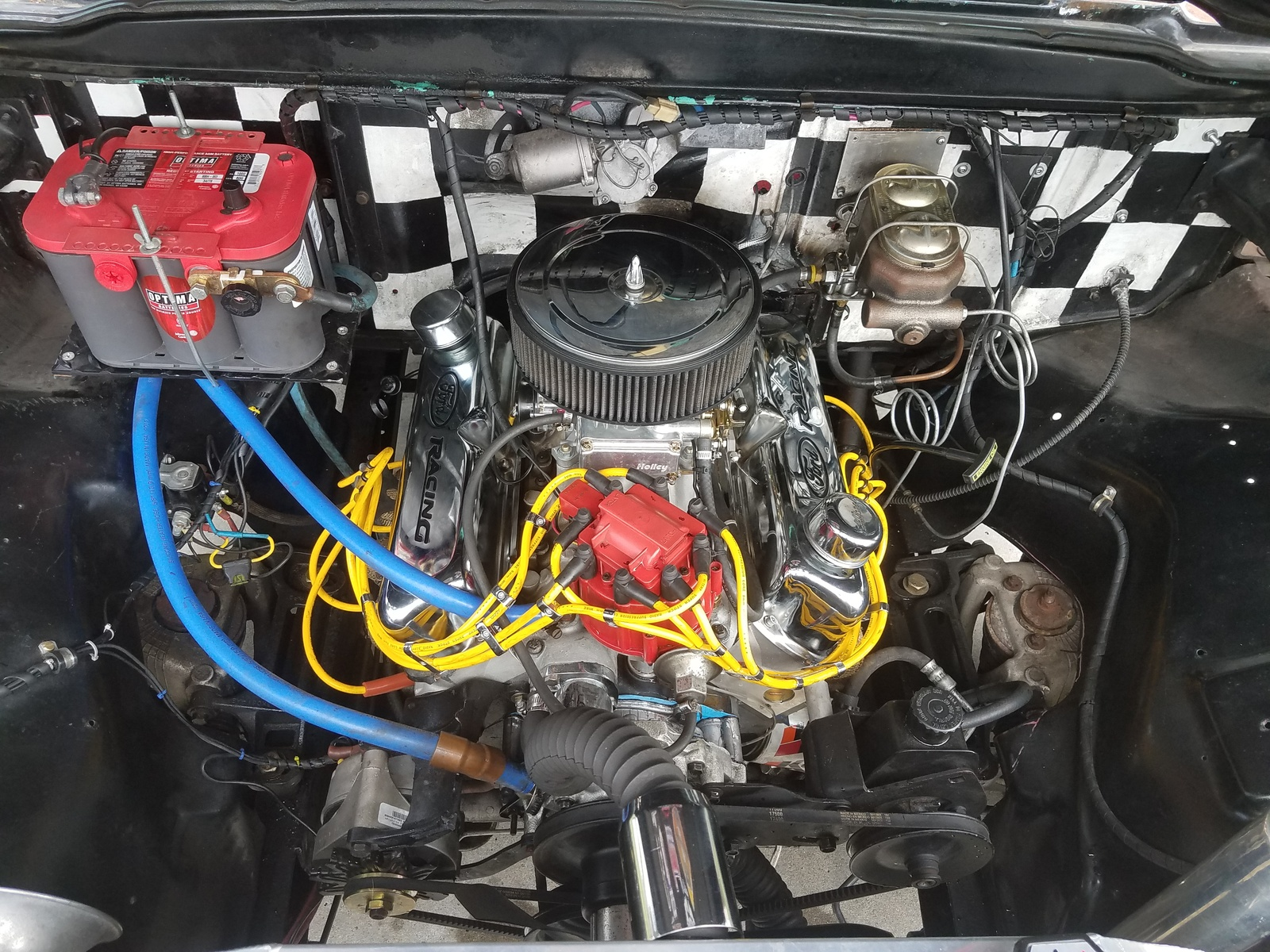 Ford F-100 Questions - Engine stalls when put into gear - CarGurus