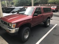 Picture of 1990 Toyota Pickup 2 Dr Deluxe 4WD Standard Cab SB, exterior, gallery_worthy