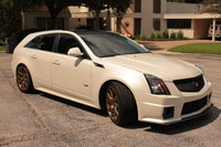 2012 Cadillac CTS-V Wagon Overview