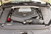 Picture of 2012 Cadillac CTS-V Wagon, engine, gallery_worthy