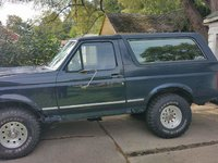 1993 Ford Bronco Picture Gallery