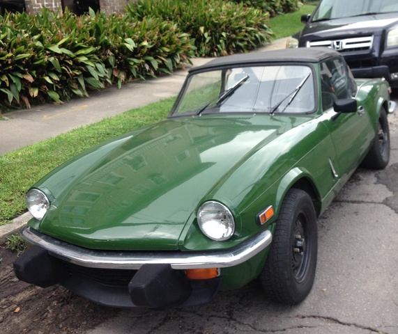 Picture of 1978 Triumph Spitfire